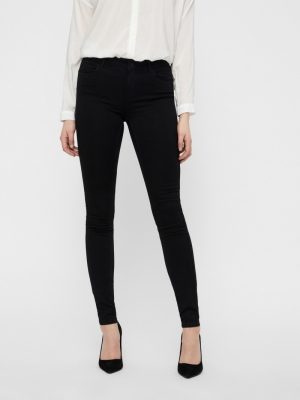 VMSEVEN NW S SHAPE UP JEANS VI Black