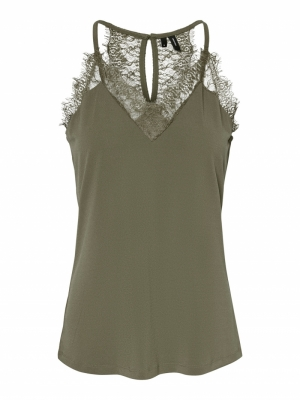 VMMILLA S-L LACE TOP NOOS Bungee Cord