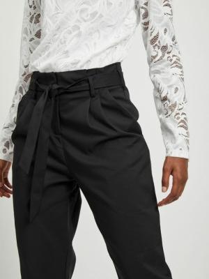 VISOFINA HW 7-8 PANT-NOOS Black