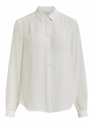 VILUCY L-S BUTTON SHIRT - NOOS logo