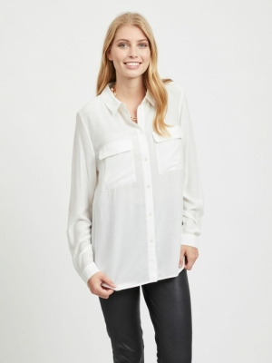 VITHOMA  L-S SHIRT - NOOS Snow White