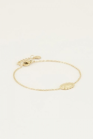 Moments bracelet vintage rose goud