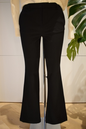 ONLROCKY MID FLARED PANT TLR N Black
