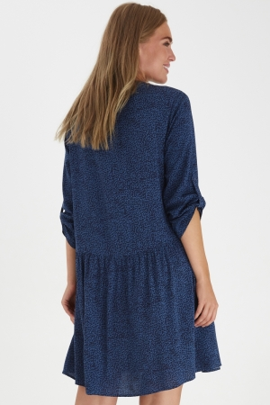 BYILLA DRESS - Blue