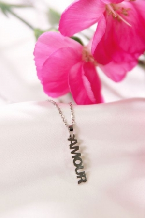 Ketting amour bedel logo