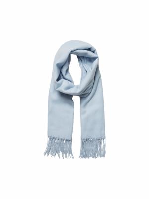 VMSOLID LONG SCARF COLOR Cashmere Blue