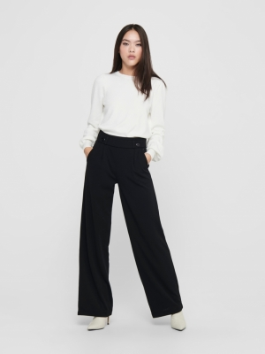 JDYGEGGO NEW LONG PANT JRS NOO Black/BLACK BUT