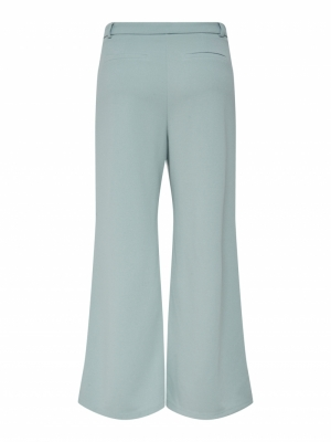 JDYGISELLE WIDE PANTS JRS Abyss