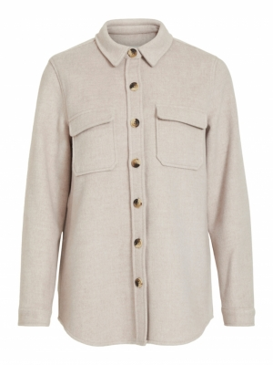 OBJVERA OWEN L-S JACKET NOOS Incense