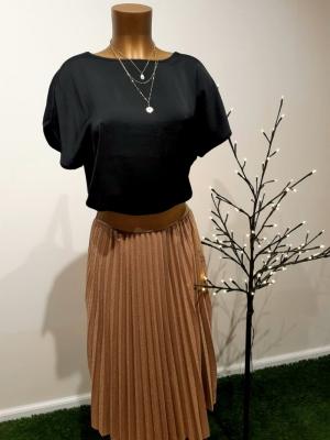 glimmer skirt logo