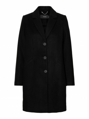 VMCALACINDY AW20 3-4 JACKET BO Black