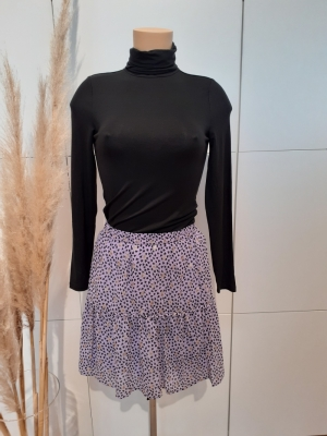 VMWAILEY HW SHORT SKIRT EXP GA Pastel Lilac/WA