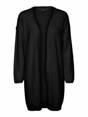 VMPOILU LS LONG OPEN CARDIGAN logo