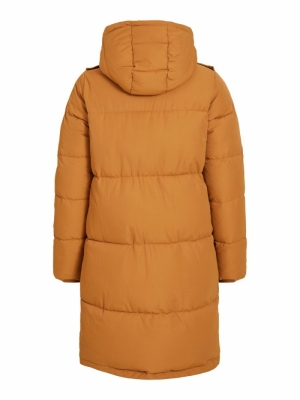 OBJZHANNA L-S LONG JACKET NOOS Chipmunk