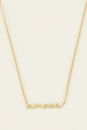 Ketting amour logo
