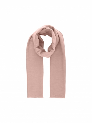 PCREKULE LONG SCARF BC Misty Rose