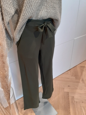 JDYCURLEY CATIA WIDE PANT JRS Deep Depths
