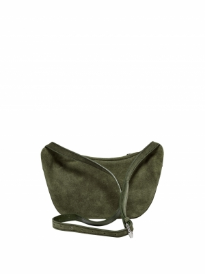 ONLELLA LEATHER BUMBAG Forest Night