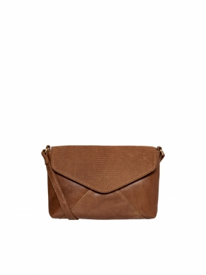 ONLCLARA ENVELOPE LEATHER CROS logo