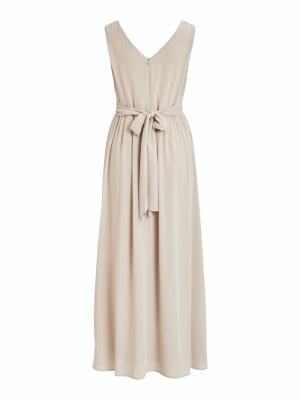 VIMILINA LONG DRESS-SU - FAV Dove
