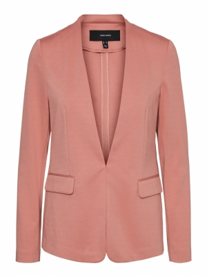 VMCYNTHIA L-S BLAZER TLR Old Rose