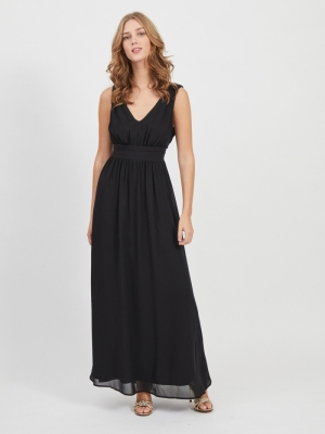 VIMILINA LONG DRESS-SU - NOOS logo