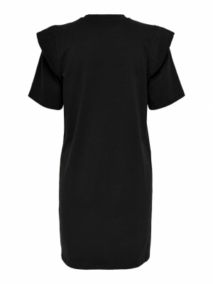 ONLROCKY S-S SHORT DRESS JRS Black
