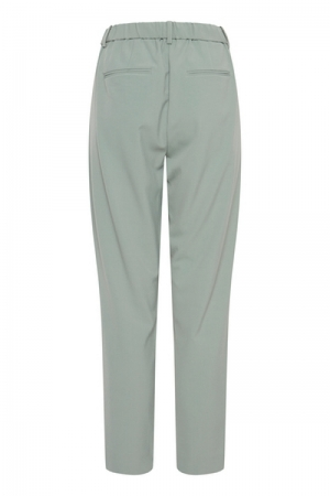 Danta pants crop -  Iceberg green