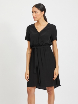 VIPRIMERA WRAP S-S DRESS-FAV logo