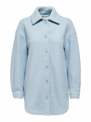 ONLPIPER SHACKET OTW Cashmere Blue