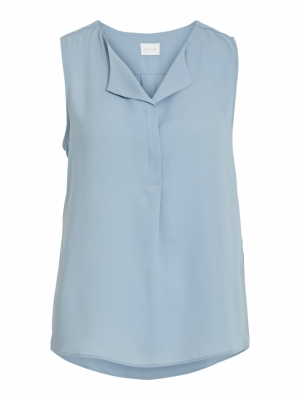 VILUCY S-L TOP - FAV Ashley Blue