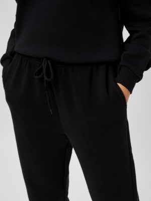 PCCHILLI HW SWEAT PANTS D2D BC Black