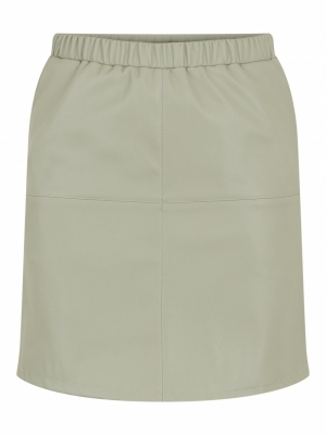 PCGIADA HW SHORT SKIRT logo