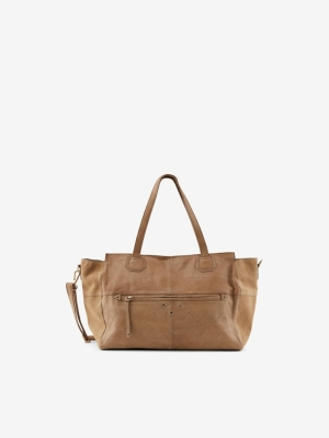 PCTALANA LEATHER DAILY BAG FC logo