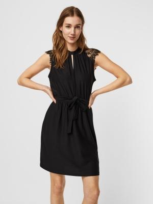 VMMILLA SL LACE SHORT DRESS GA logo