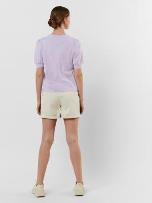 VMKERRY 2-4 O-NECK TOP  VMA CO Pastel Lilac