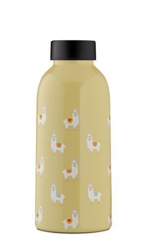 Insulated Bottle 470ml Llama