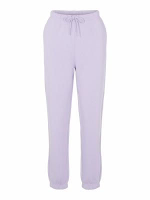 PCCHILLI HW SWEAT PANTS NOOS B Lavender