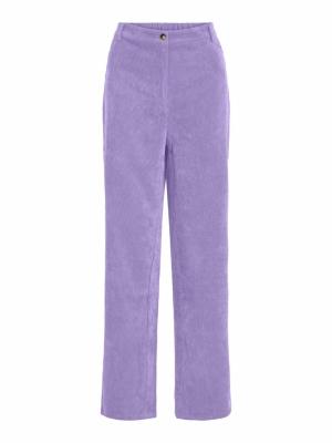 VIVES RWRX PANTS-L-3-KA Violet Tulip