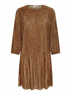 JDYBOA 3-4 SHORT DRESS JRS Aztec/LEO