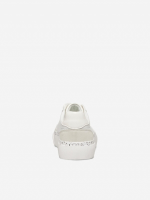 ONLLIV-6 PU SNEAKER White