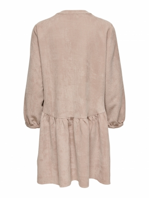 JDYULLA 7-8 DRESS WVN Woodrose