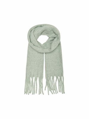 ONLSINA LIFE WOVEN SCARF Frosty Green
