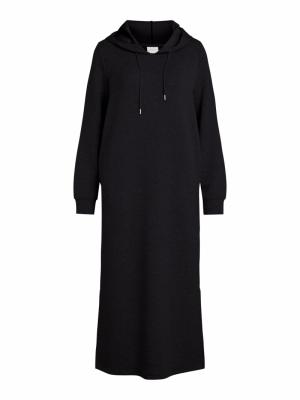 VISIF L-S MID CALF SWEAT DRESS logo