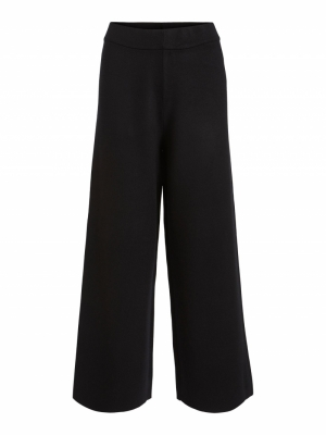 VICASSIE 7-8 HW WIDE KNIT PANT logo